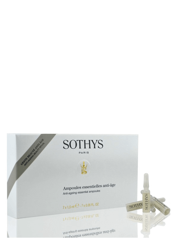 Essential Ampoules – Anti Ageing